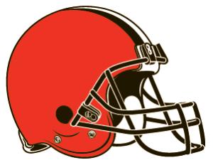 browns helmet logo image