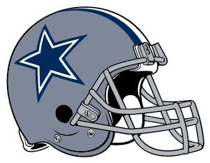 cowboys helmet logo image