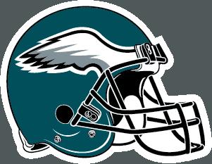 eagles helmet logo image