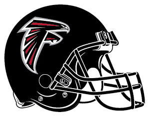 falcons helmet logo image