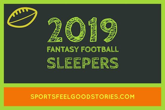 fantasy football sleepers 2019 image