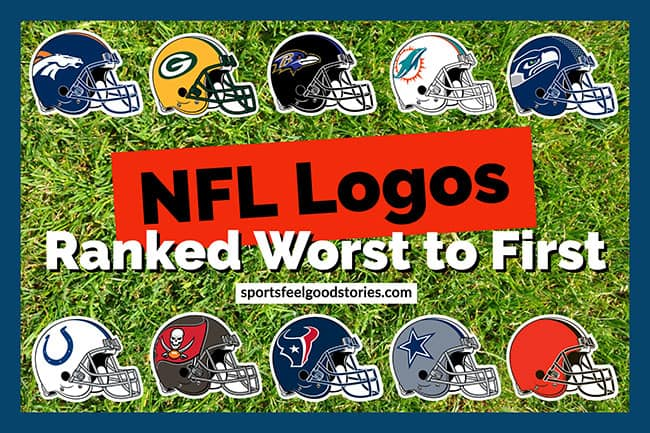 NFL Logos Ranked Worst To First image