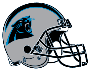 panthers helmet logo - NFL Draft Winners and Losers image