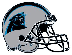 panthers helmet logo image
