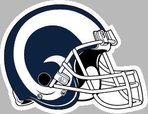 rams helmet logo image