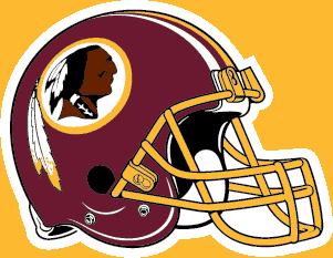 redskins helmet logo image