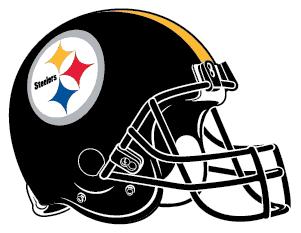 steelers helmet logo image