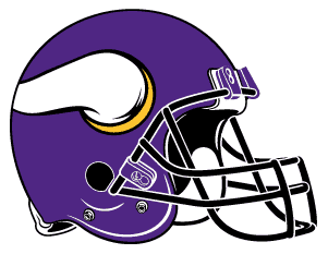 vikings helmet logo image