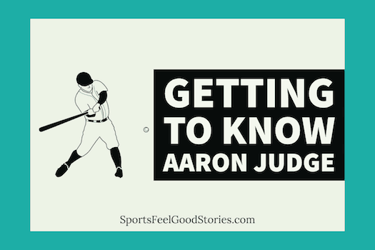 Aaron Judge bio and quotes image