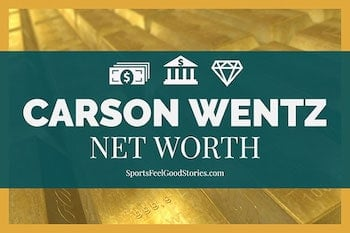 Net worth for Carson Wentz image