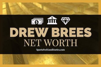 Net worth for Drew Brees image