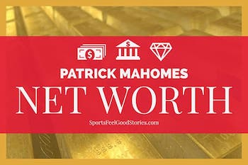 net worth for Patrick Mahomes image