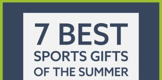 7 Best sports gifts of the summer image