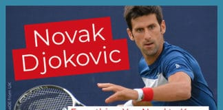 Novak Djokovic quotes and net worth image
