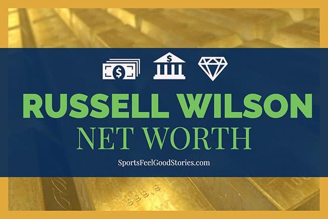 Russell Wilson net worth image