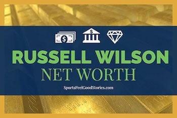 Russell Wilson quotes and net worth image