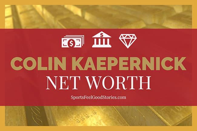 Colin Kaepernick Net Worth Worth image