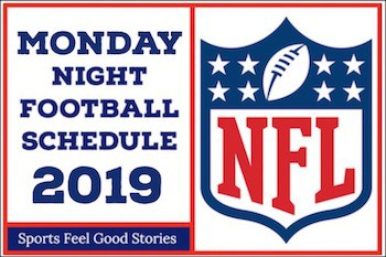 Monday Night Football Schedule and fun facts button image