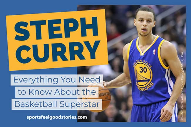 Steph Curry - Everything you need to know image