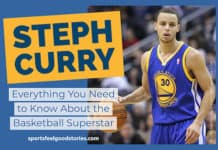 Steph Curry quotes and facts image