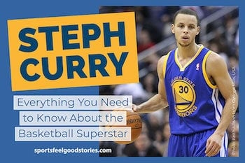 Steph Curry quotes, facts, net worth button image