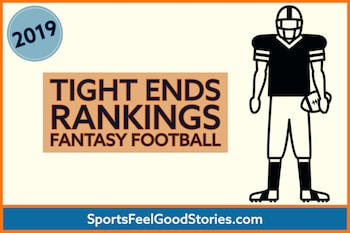 Tight Ends Rankings fantasy button image