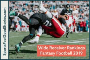 WR rankings 2019 image