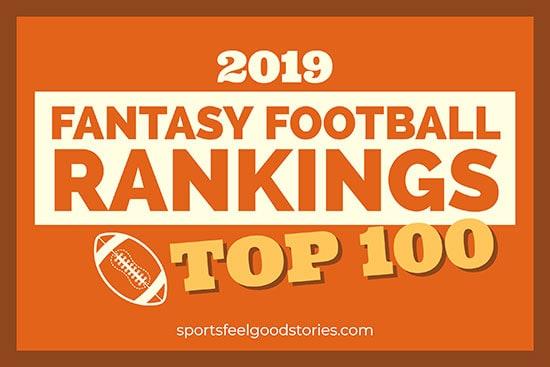 fantasy football top 100 players rankings image