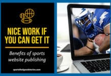 Benefits of Sports Publishing image