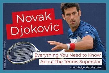 Everything you need to know about Novak Djokovic image