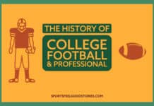 History of college football and NFL