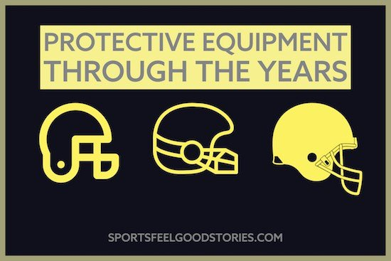 Protective equipment for football image
