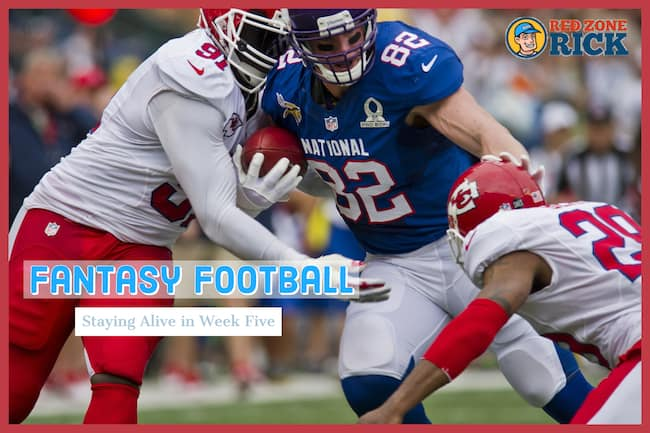 fantasy football week five image