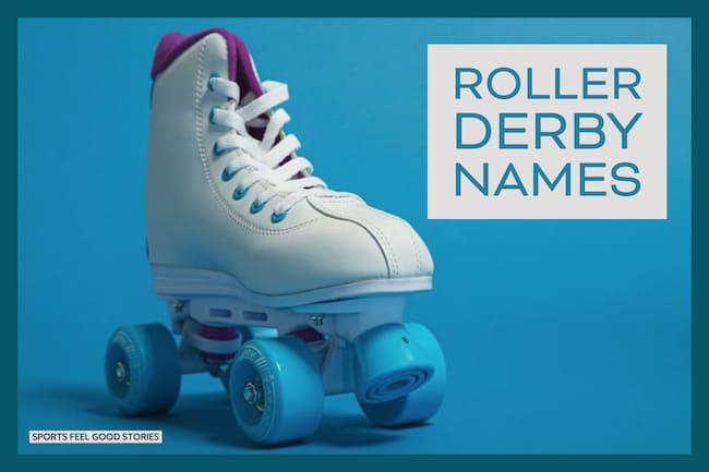 Roller Derby Names image