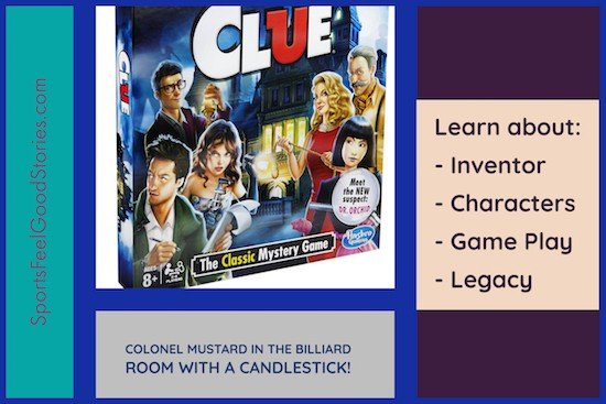 The Game of Clue image