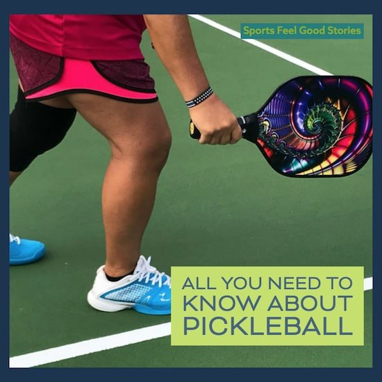 how to play pickleball image