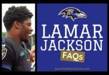 Lamar Jackson FAQs image