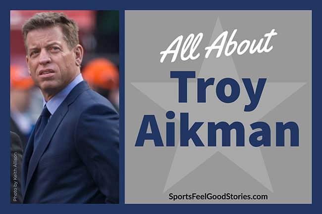 Troy Aikman image