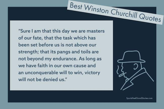 Best Churchill Sayings image