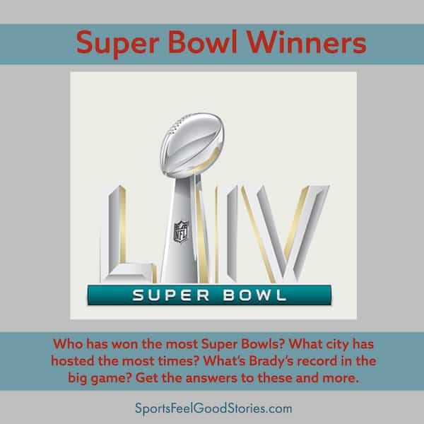 Super Bowl Winners image