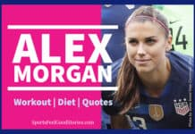 Alex Morgan bio image