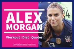 Alex Morgan bio image