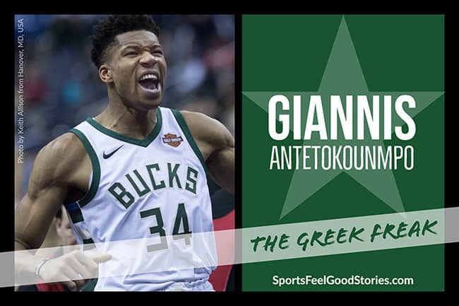 The Greek Freak image