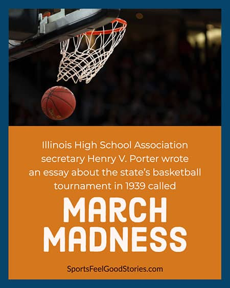 The March Madness name history meme