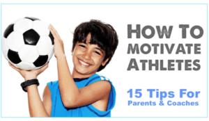 motivating young athletes image