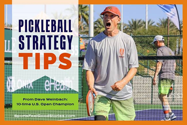 PIckleball strategy tips image