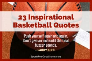 Best basketball quotes image
