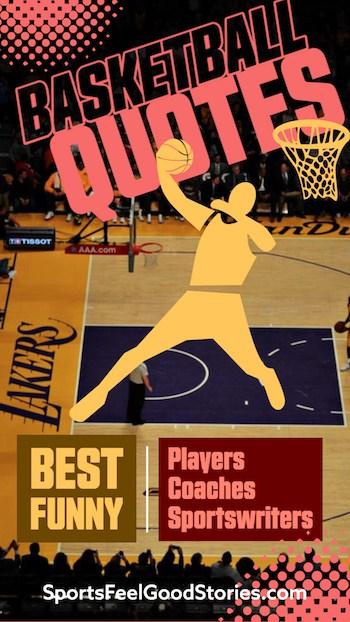 Best basketball sayings image