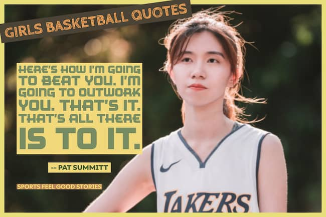 Best girl basketball quotes image