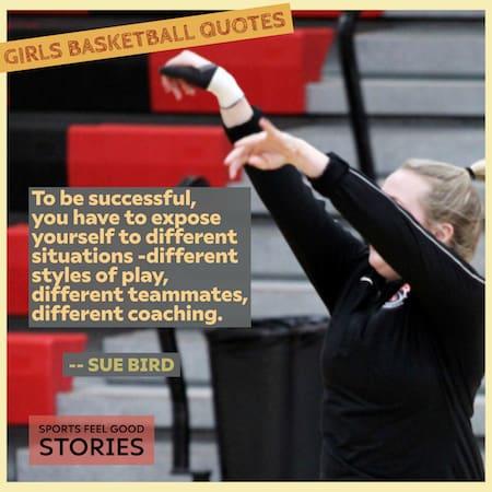 Good girl basketball quotes